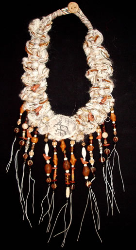 Shaman Woman Necklace