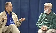 Stan Grof and Michael Harner in Dialog